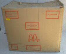 Lot of 250, MICHAEL JORDAN McDonalds SQUEEZE BOTTLE Happy Meal Toy