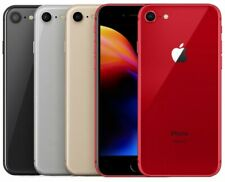 Apple iPhone 8 - 64GB - 256GB Unlocked iOS Smartphone - All Colour - Excellent