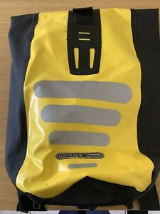 ORTLIEB Velocity High Visibility Waterproof Cycling Rucksack