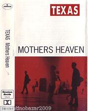 TEXAS Mothers Heaven (1991) MC TAPE USATA