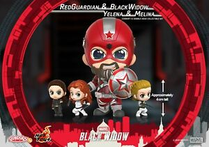 Hot Toys - COSB753 - Red Guardian, Black Widow, Yelena, and Melina Cosbaby (S)
