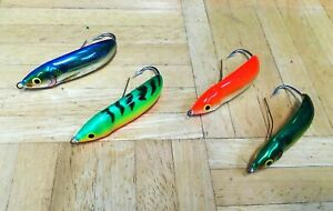 UNUSED RAPALA ALL FINLAND WEEDLESS MINNOW SPOON WALLEYE SALMON TROUT PIKE LURE