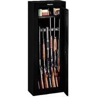Stack-On 8 Gun Cabinet Security Rifle Shotgun safe Rack Storage Hunting NEW