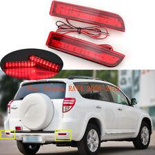 Rear Bumper Reflector Tail Brake Light For Toyota Alphard Previa RAV4 Scion xD