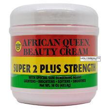 African Queen Beauty Cream Super 2 Plus Strength 16 Oz / 452.8 g