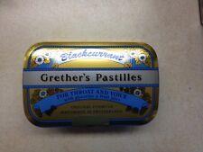 Grether's Pastilles Blackcurrant 15 oz.