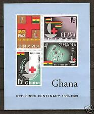 GHANA # 142a MNH INTERNATIONAL RED CROSS