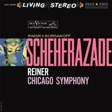 SCHEHERAZADE - ANALOGUE PRODUCTIONS - AS 2446 -  RIMSKY-KORSAKOFF -  REINER