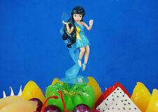 Cake Topper DISNEY FAIRIES TINKERBELL SILVERMIST DOLL FIGURE Decoration K1076_D