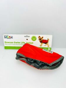 Outward Hound for Dogs Dawson Swim Life Jacket, Red, XS Extra Small 5-15 Lbs