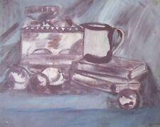 Dealer or Reseller Listed Impressionism Still Life Art