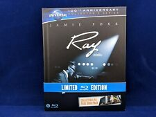 RAY Digibook Bluray Collector Jamie Foxx Kerry Washington Regina King Charles