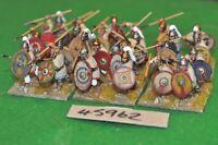 25mm roman era / goth - infantry 24 figs (plastic) - inf (45962)