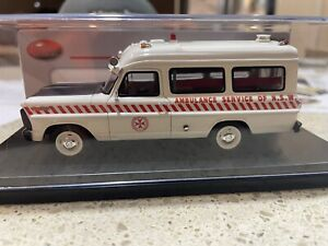 Ford F100 NSW Ambulance Model By Trax 1:43 Scale Resin New In Box .