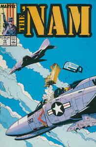 'Nam, The #19 FN; Marvel | save on shipping - details inside