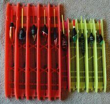 Lot 10 lignes montées différentes 7M pêche au coup flotteur Filstar/Top Float 19