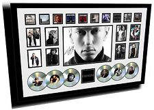 NEW EMINEM SLIM SHADY SIGNED LIMITED EDITION FRAMED MEMORABILIA