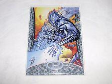2014 Marvel Premier ICEMAN #19 Premium Silver Foil Variant/199 X-Men Bobby Drake