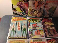 DC Comics lot      Silverage Sci-Fi   10 Books