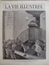LA VIE ILLUSTREE 1899 N 52 LE PRESIDENT KRUGER A PRETORIA