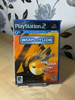 Amplitude Sony PlayStation 2 PS2 PAL New Sealed