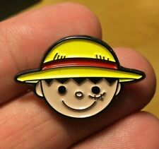 One Piece enamel pin one peg Japan anime animation film hat lapel bag