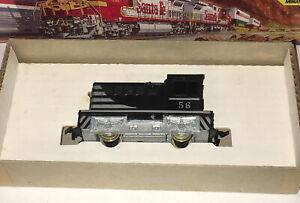 Athearn HO Industrial Hustler Switcher Engine #56 Original blue box 2991