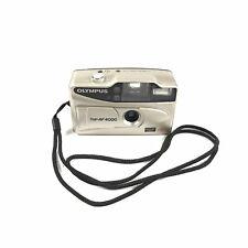 Olympus Trip AF 4000 Camera 35mm Point & Shoot, Quartz Date w/ Case