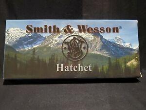 Smith & Wesson Bullseye Hatchet Model CH100 - Brand New