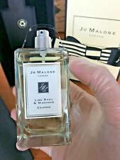 Jo Malone Lime Basil And Mandarin 3.4 fl.oz | 100 ml Eau De Cologne New In Box
