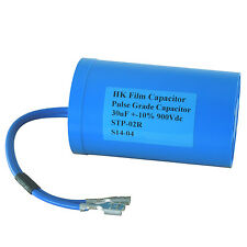 30uF 900V Pulse Grade Capacitor for Electric Fence Energisers (CAP032)