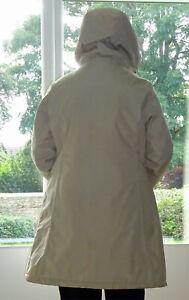 Ladies Size 14 Peter Storm Fleece Lined Waterproof Jacket in Good Condition