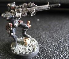 40K Officio Assassinorium Vindicare Assassin metal OOP painted