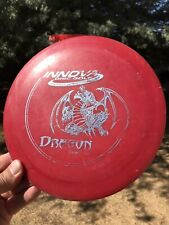 Innova Dx Dragon Floats In Water 151g Pfn Patent Numbers Gummy Blend 7/10