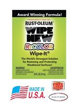 Rust-Oleum Wipe New ReColor Wipe-it Small Project Restore USA MADE As Seen On TV