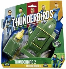 Thunderbird Vehicle Action Figures