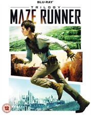 The Maze Runner Trilogy Blu-ray Ds10r