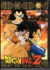 Dragon Ball Z - La Serie TV - lotto Box 01-02-03  Yamato video - Usato - 15 dvd