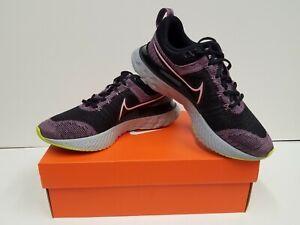 NIKE React Infinity Run Flyknit 2 (CT2423 500) Women's Running Shoes Size 8 NEW