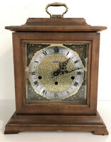 🔥 Vintage Mantle Clock Seth Thomas Model 1309 **TESTED + WORKS** Made in USA