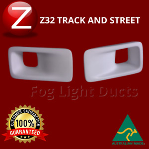 Z32 300ZX Fog Light Ducts