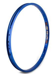 """SUN RHYNOLITE XL Double Wall Welded Rim BMX 29X1.75"""" 36H BLUE"""