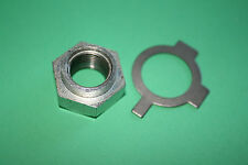 TRIUMPH PRE UNIT AND UNIT CLUTCH NUT/WASHER SET 3TA 5TA 5T TR6 T100 T120