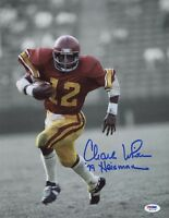 CHARLES WHITE SIGNED AUTOGRAPHED 11x14 PHOTO + 79 HEISMAN USC ITP PSA/DNA