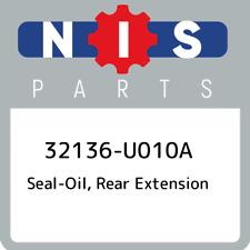 32136-U010A Nissan Seal-oil, rear extension 32136U010A, New Genuine OEM Part