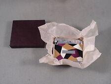 Vintage Flat Fifties,60's,Lighter,Mid-Century Modern Design,Deco,Mint In Box,NOS