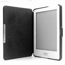 6AB0 Magnetic Auto Sleep Slim Thin Flip Cover PU Leather Hard Case For KOBO GLO
