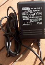 Official Vintage Retro Sega Genesis/Mega Drive II AC Mains Power Supply 1602-05