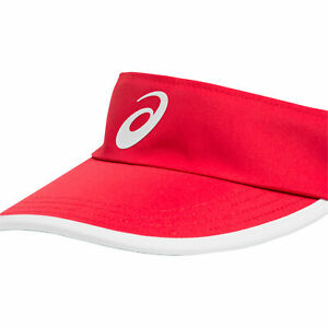 Asics PERFORMANCE  VISOR rot |3013A018-600| Sonnenschutz | speed red