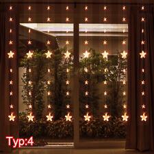 Lichterkette Fenster In Weihnachtliche Fensterdekoration Gunstig